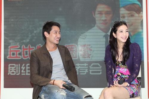 泰国pang_来华宣传剧集的泰国明星