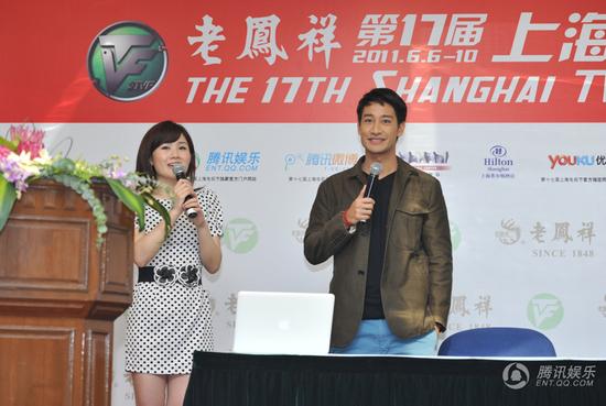 泰国影视欲开辟中国市场 演员pong亮相电视节