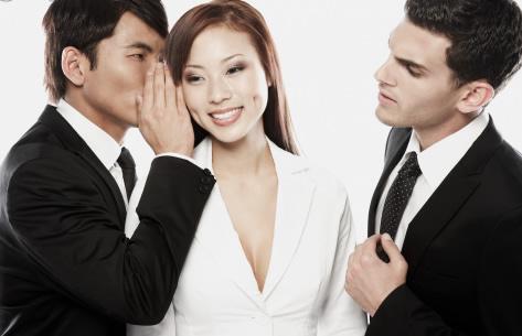 老美熱情困擾華女 - 通天經紀 - tongtianjingji的博客