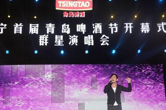 2012南宁首届青岛啤酒节
