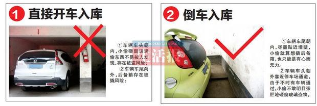 轿车防盗器后备箱接线图