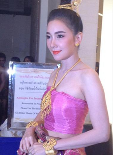noon有着泰国第一美女和泰国