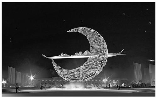 """南宁市火车东站雕塑设计方案征集活动结束 谁是南宁未来的""""名片"""" 你"""