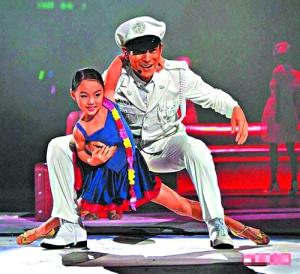 """2007年,李连杰和利智的女儿Jane曾担任刘德华演唱会的""""特别嘉宾"""