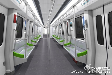 上海到南宁的火车
