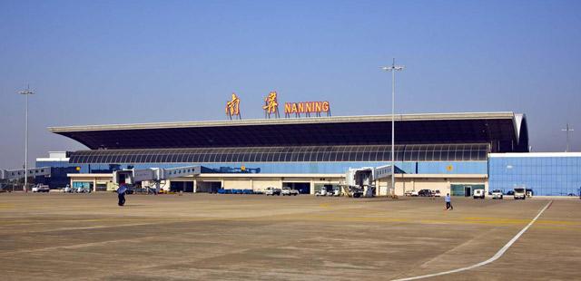 南宁兴建伶俐通用机场 广西飞机场大搜罗