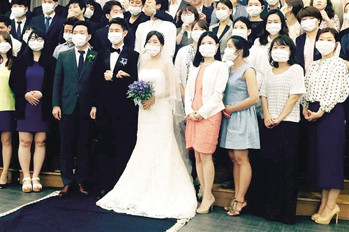 中东穆斯林婚礼