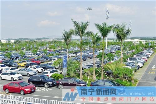 8月1日起南宁机场过夜停车费升至50元