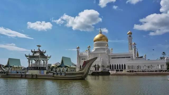 fm950带你探秘文莱与马来西亚纳闽岛(上)