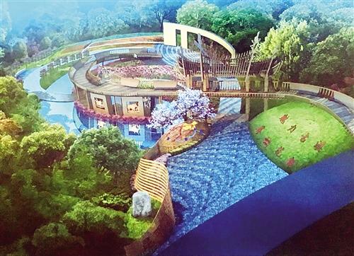 昆明展园设计方案