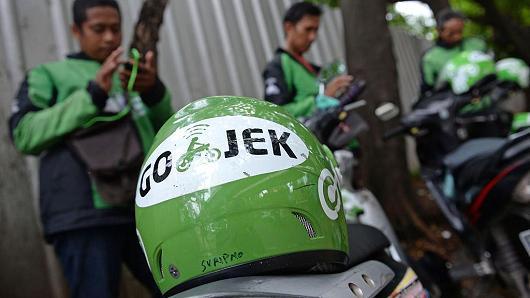 印尼网约摩的Go-Jek进军越南菲律宾等四国 投资5亿美元