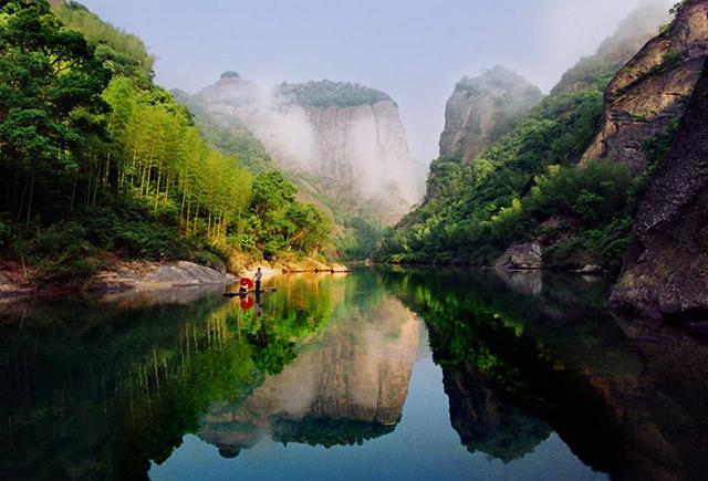 资江风景区