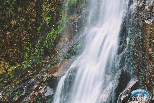 """贺州的姑婆山国家森林公园被誉为""""南国天然氧吧,瀑布森林公园"""",据"""