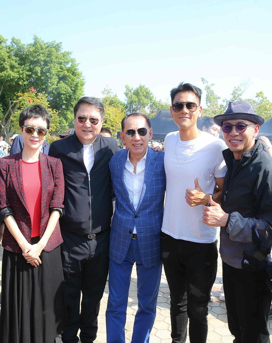 辛芷蕾,王彦霖,蓝盈莹,徐洋等演员加盟该电影.