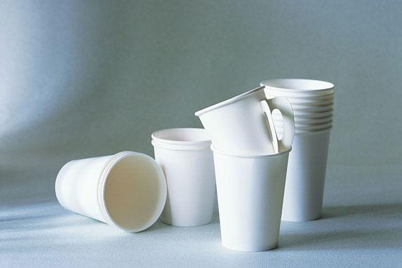 用纸杯做的太空小制作