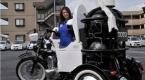 日本发明粪便驱动摩托车 只是千万别翻车