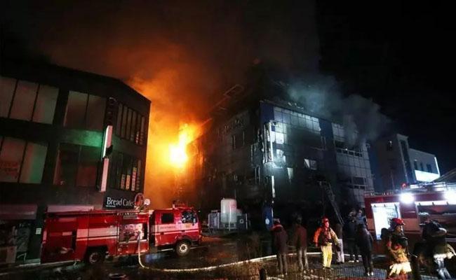 这些高层建筑火灾案例 在高层工作、居住的你必看